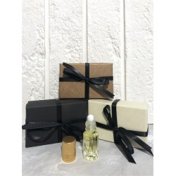 Арабские масляные духи - 212VIP BLACK, 3мл