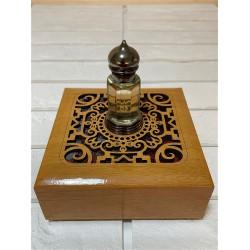 Арабские масляные духи-АДЖМАЛ AMBER WOOD , 12мл