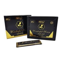 «Wonderful Honey - Чудесный мёд» - афродизиак в саше пакетиках, 12 шт