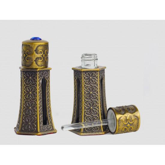 Флакон подарочный для масляных духов с кисточкой RGH-269 (3 мл)