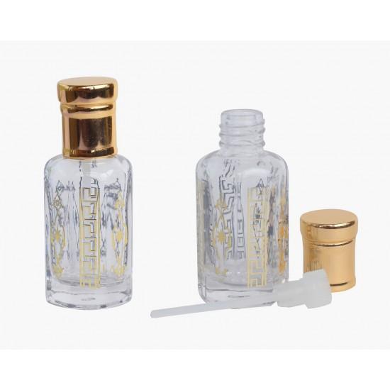 Флакон подарочный для масляных духов с кисточкой RGH-311 (12 мл)