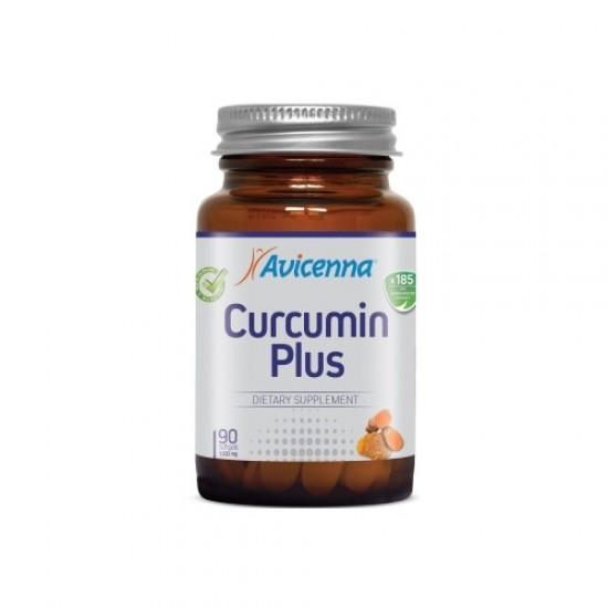 Avicenna Nemocoll Plus Гиалуроновая кислота в таблетках, 90 шт