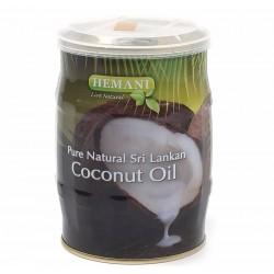 «Coconut Oil» - кокосовое масло холодного отжима, 400 мл