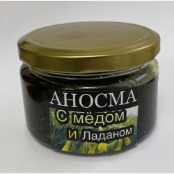 Аносма с медом и ладаном