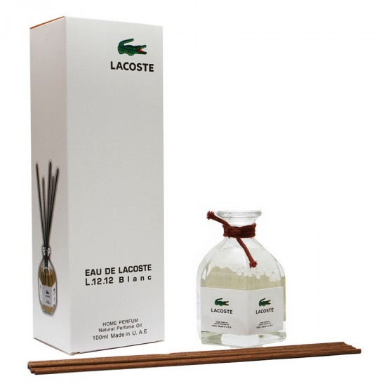 Аромадиффузор Lacoste Eau De Lacoste L.12.12 Blanc Home Parfum 100 ml