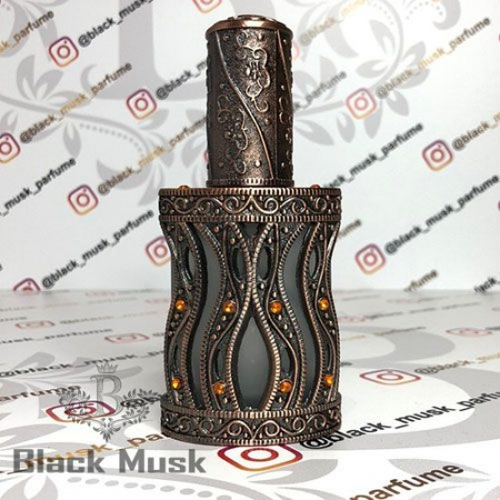 Флакон спрей метал, сделан восточном стиле 40мл