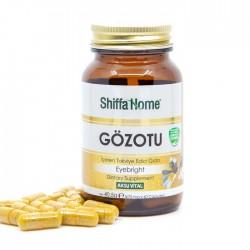 Гозоту - средство для глаз в капсулах Gözotu Shiffa Home, 60 капс/675мг