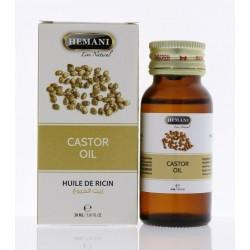 Касторовое масло Hemani (30 мл)