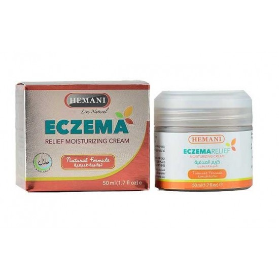 Крем от экземы Hemani Eczema (50 мл)