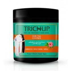 Лечебная маска для волос TRICHUP с горячим маслом против выпадения волос (500 мл)