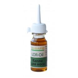 Капли для носа Lor oil «Лор-Ойл», 15 мл