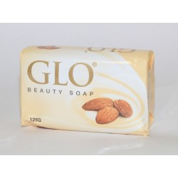 Натуральное мыло Glo Beauty Almond Soap (ОАЭ), 150 г