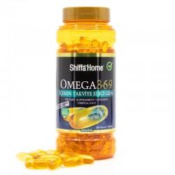 Рыбий жир Omega 3-6-9 Omega 3 Shiffa Home, 200 капс/1000мг