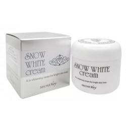 Отбеливающий крем Secret Key Snow White Cream, 50 г