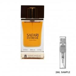 (По мотивам аромата) Abdul Samad Al Qurashi  SAFARI EXTREME