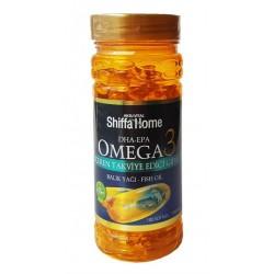 Рыбий жир Omega 3 Shiffa Home, 100 капс